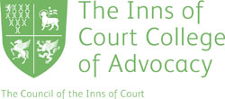 The Inns of Court College of Advocacy (ICCA) logo