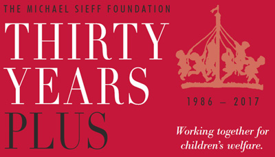 30 Years of The Michael Sieff Foundation Brochure